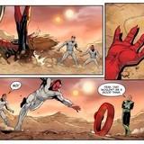 Red Lantern Hal