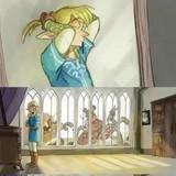 Where my master sword?