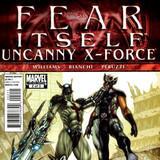 Fear Itself Uncanny X-Force (2011)#2