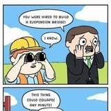 The suspense