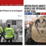 Hypocracy of UK Police