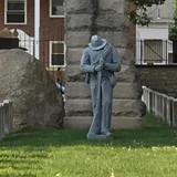 Confederate Cemetery Vandalized