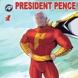 Super Hero Mike Pence