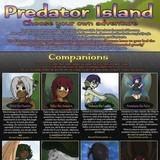 CYOA - Predator Island