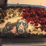 genius borderlands cake