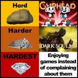 Hard, Harder, Hardest