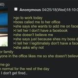 Anon is popular