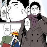 Annoying Senpai and Irritable Kouhai 8