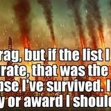 I Survived the Apocalypse
