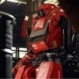 GIANT ROBOT DUEL TONIGHT